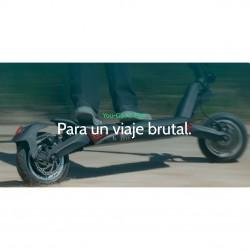 Limpiador facial inface sonic clean/ naranja