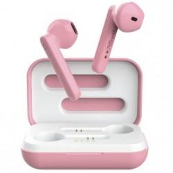 RADIO CD FONESTAR BOOM-GO-B BLANCO - 4W RMS - BLUETOOTH - FM - USB/MP3 - AUX IN - SALIDA AURICULARES - EFECTOS LUMINOSOS