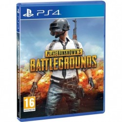 Juego para Consola Sony PS4 Playerunknown's Battlegrounds