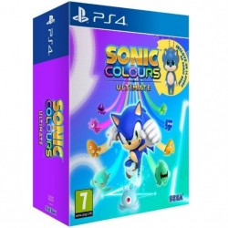 Juego para Consola Sony PS4 Sonic Colours Ultimate Day One Edition