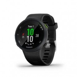 Smartwatch garmin sport watch forerunner 45 - f.cardiaca - gps - 26.3mm - acelerometro - bt - 5 atm -